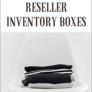 Tops - Inventory Boxes